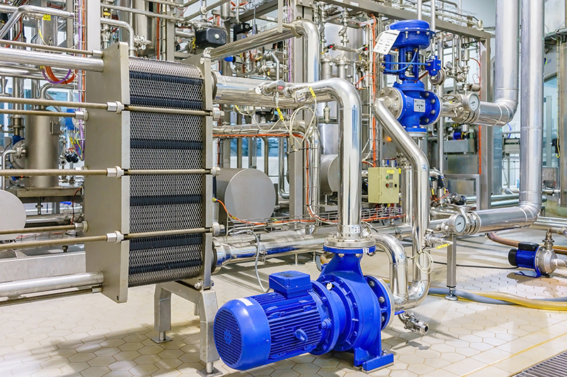 Charm Green Engineering Company | Plate Heat Exchangers And Gaskets